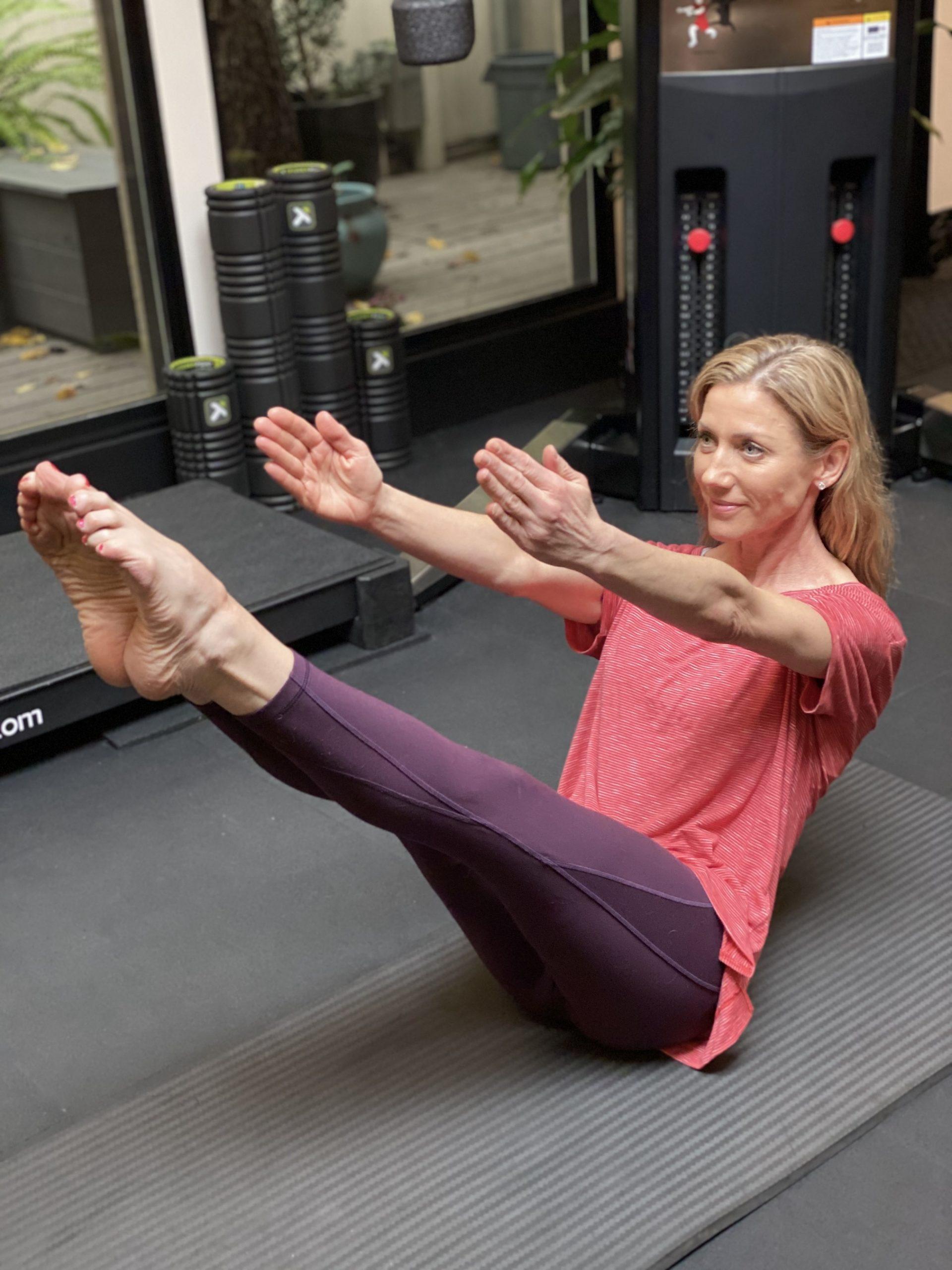 Pilates, Lifestyle Therapy